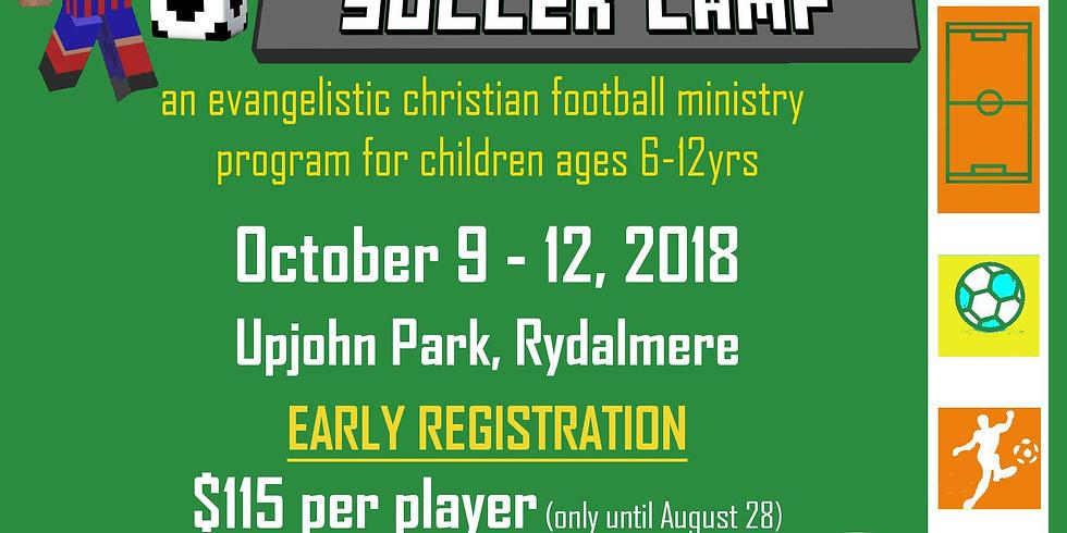Ambassador Soccer Camp