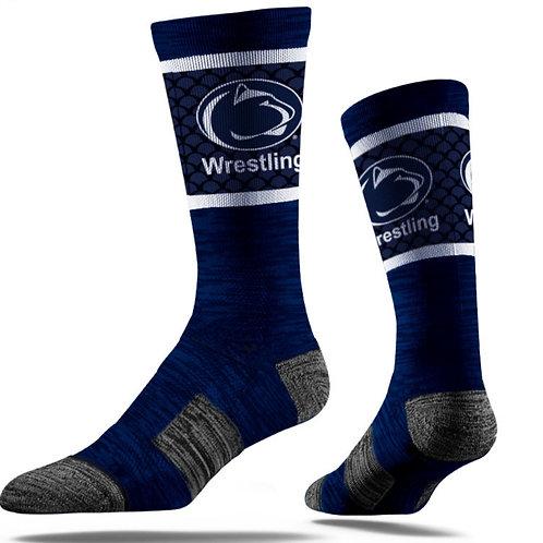 PSU - Wrestling Socks