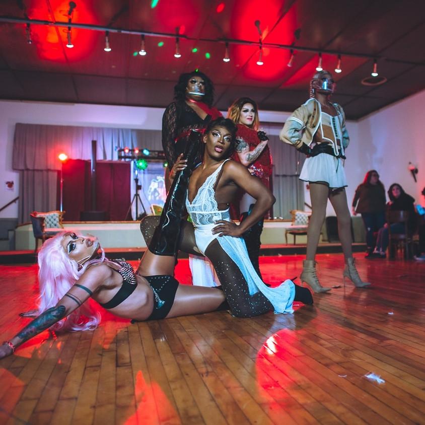 The Lucky Ladies Of Cabaret RETURN