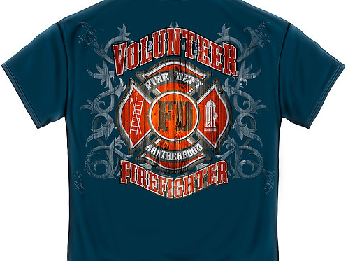 Firefighter Volunteer Tee
