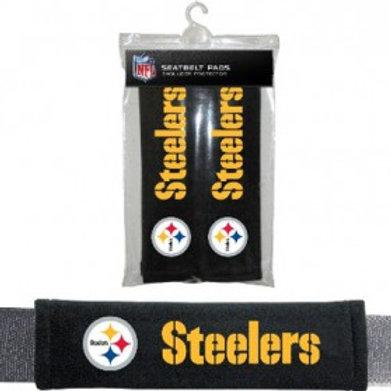 Steelers Seatbelt Covers