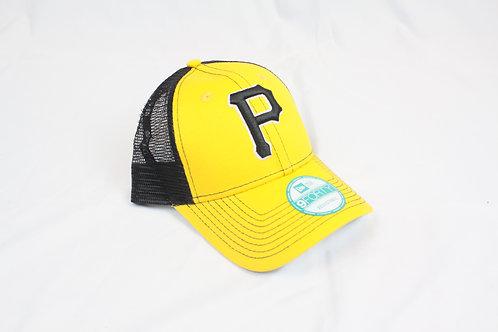 Pirates Gold/Black New Era 9 Forty Hat
