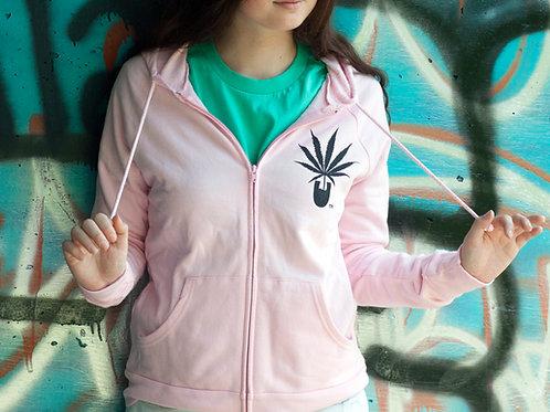 YGG Pink Hoodie