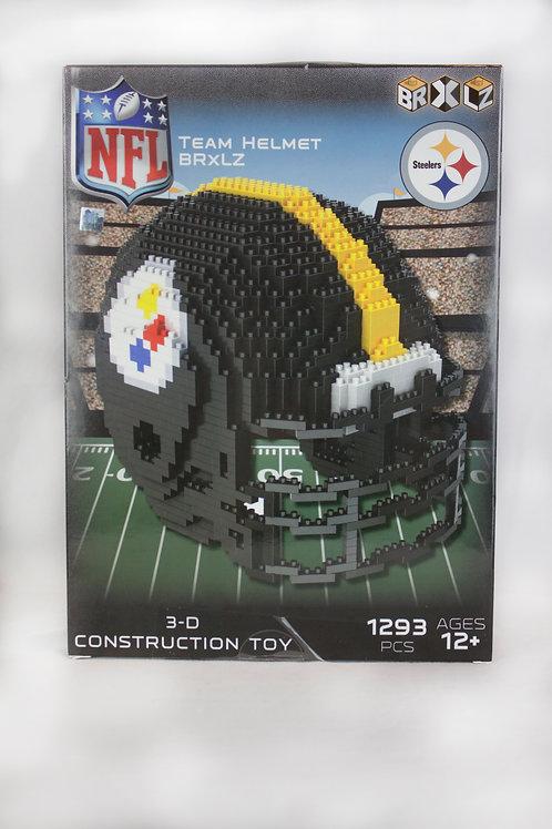 Steelers 3-D Toy Helmet
