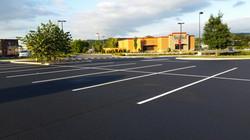 Parking Lot/Asphalt