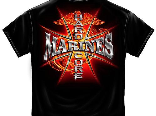 Hard Core Marines Tee