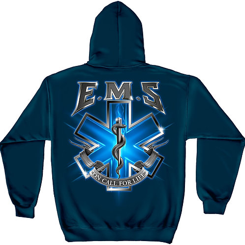 EMS Pull Over Hoodie