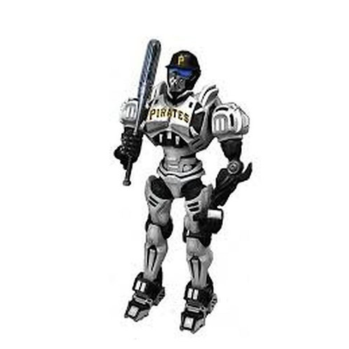 Pittsburg Pirates FOX Sports Robot