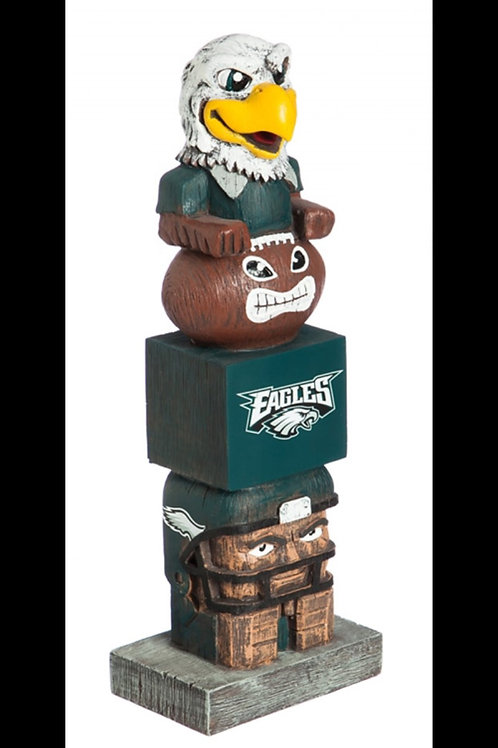 Eagles Tiki Totem