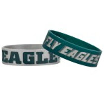 NFL Eagles 2PK Bulky Bandz