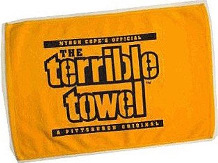 Steelers Gold Terrible Towel