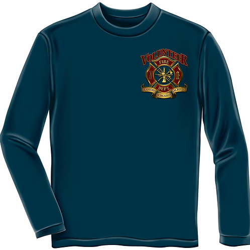 Fire Rescue Long Sleeve Shirt