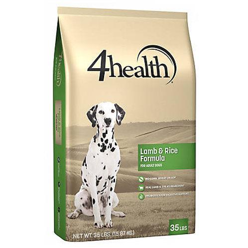 4 Health Dog Food 35lb Bag