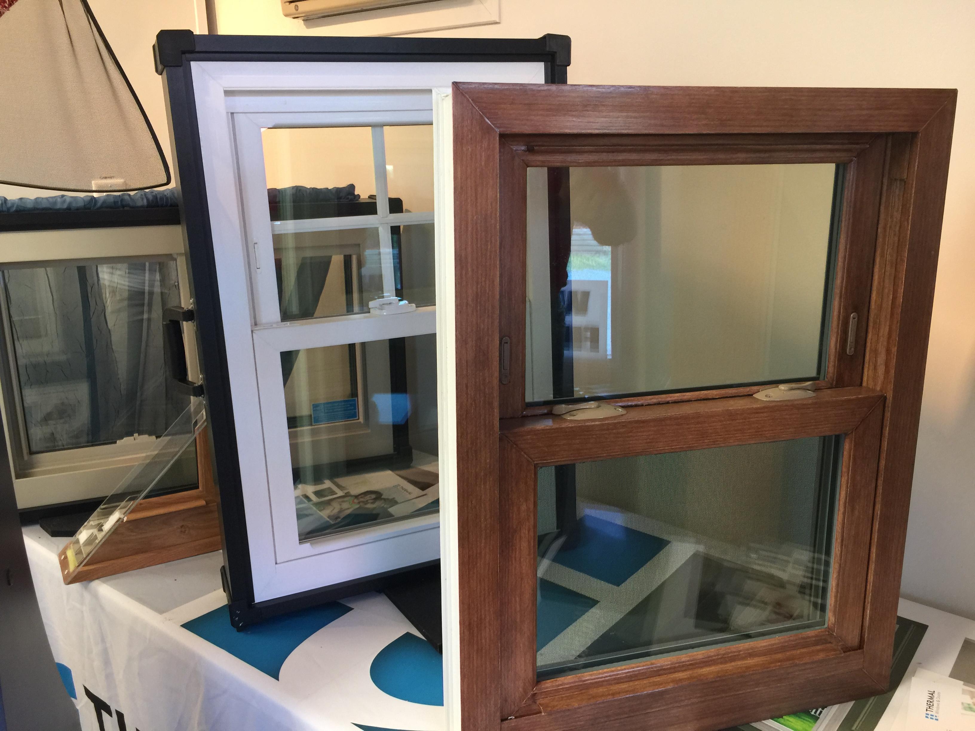 West Penn Windows Display