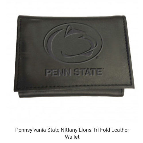 Penn State Nittany Lions Tri Fold Wallet