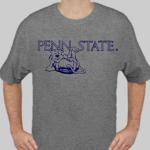 Penn State Tee Gray