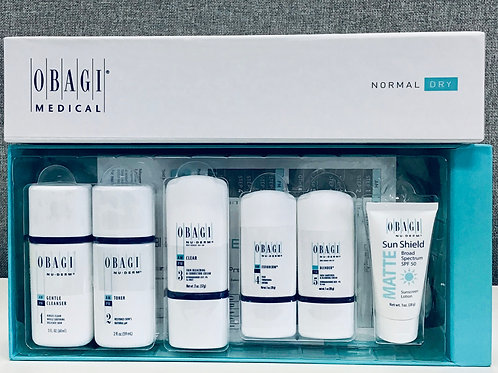 Obagi Nu-Derm Trial Kit Normal-to-Dry