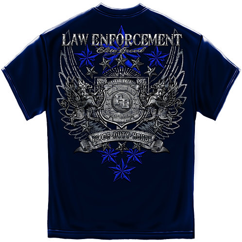 Police Law Enforcement Tee