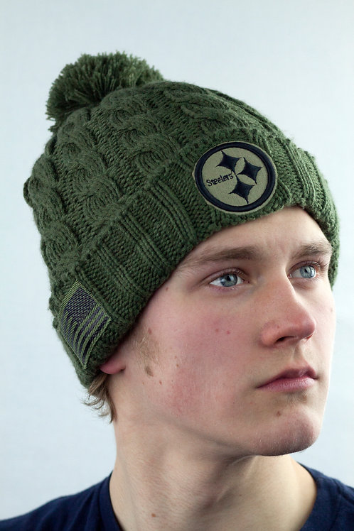 Knitted Stealers Military Beanie