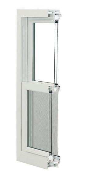 Double Hung Windows Display