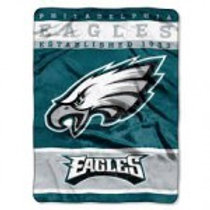 Eagles Fleece Throw Blanket