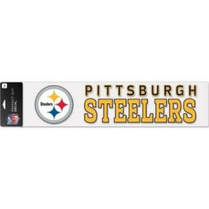 Steelers Decal 8X8