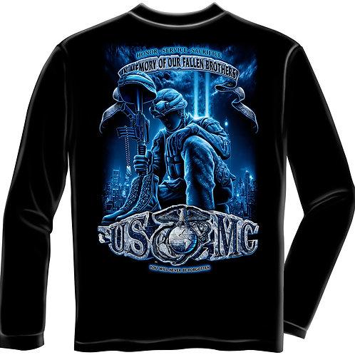 US Marine Long Sleeve Shirt