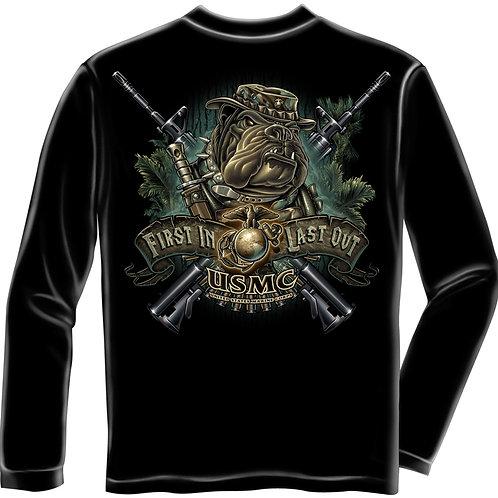 Marine Long Sleeve Shirt