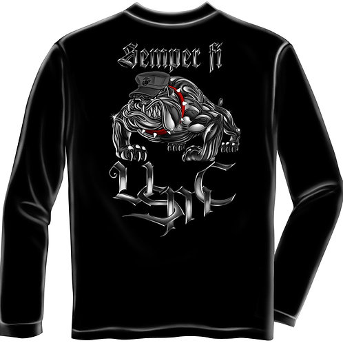 USMC Long Sleeve Shirt
