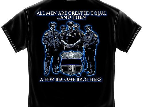 Police Brothers Tee
