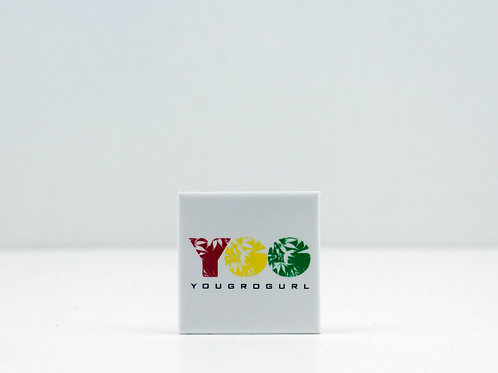 YGG Rasta Pin