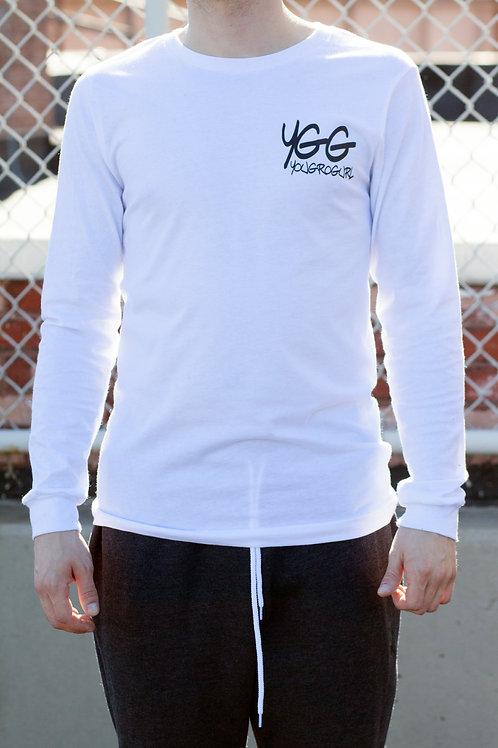 YGG Logo Long-Sleeved Tee