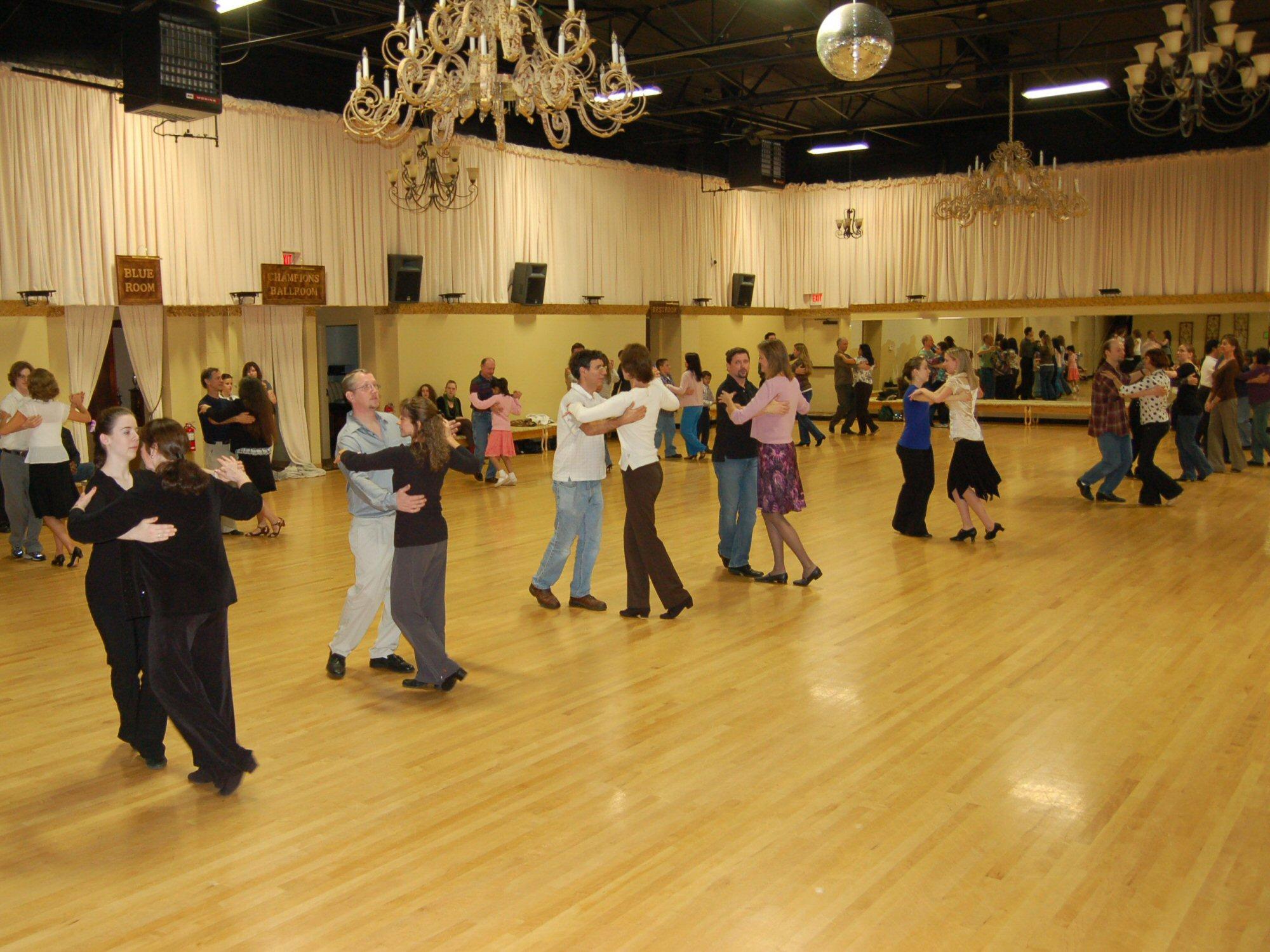 Dancing DJ's   Wedding DJ Services Ballroom Dance Altoona PA
