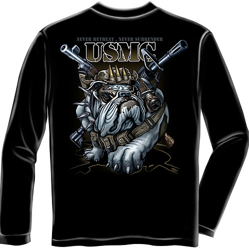 US Marines Long Sleeve Shirtg