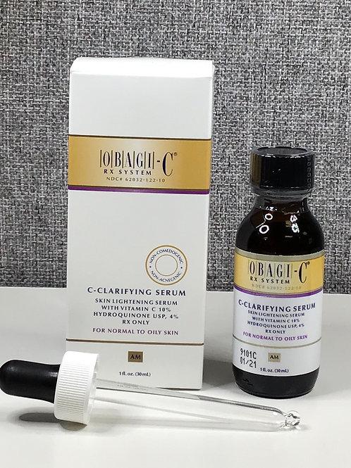 Obagi - C-Clarifying Serum-Normal to Oily Skin (1oz)