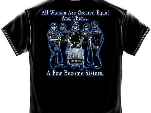 Police Sisters Tee