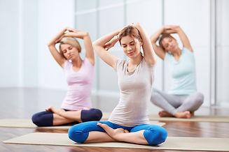 yoga  pointoffitness
