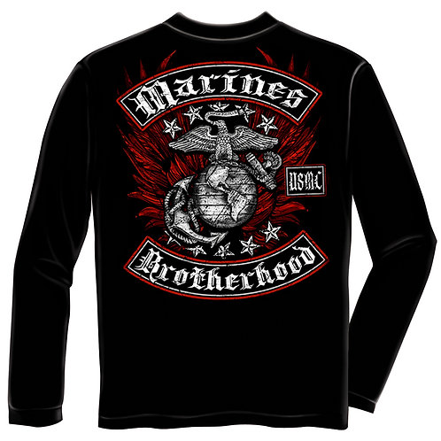 US Marines Long Sleeve Shirt