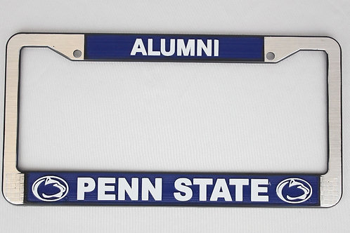 Penn State License Plate Cover