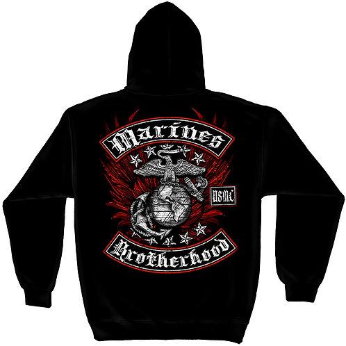 US Marines Brotherhood Hoodie