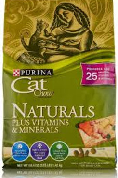 Purina Naturals Cat Food 6.3lb Bag