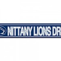 Nittany Lion Drive Sign
