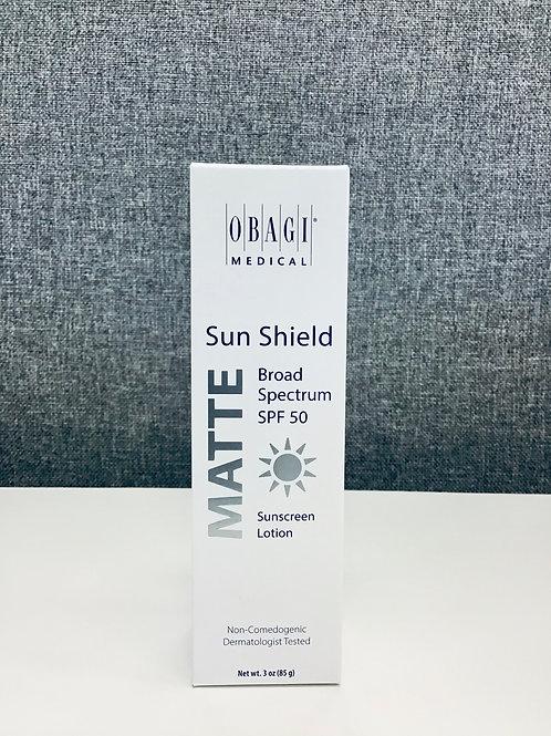 Obagi Sunshield Matte Sunscreen (3oz)
