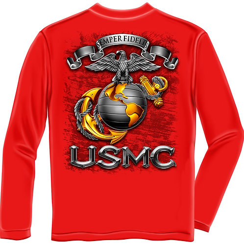USMC Long Sleeve Shirt