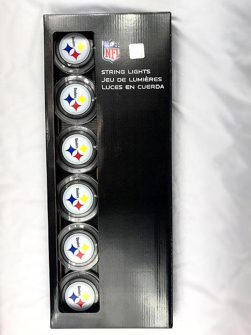 Steelers String Lights