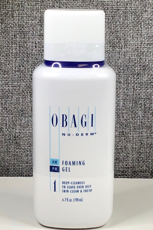 Obagi - Nu-Derm Foaming Gel (6.7oz)