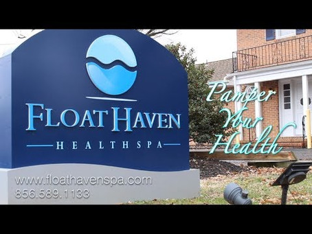Welcome to the Nest, Float Haven Spa, our newest community partner!