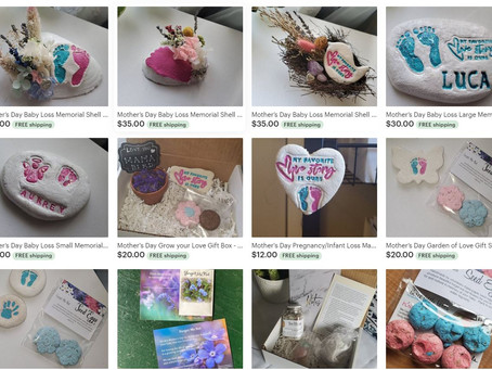 Check out our Etsy store Mother's Day 2021 Gift Collection!