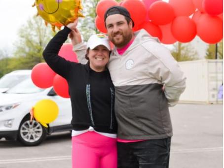 Aerobics for Aubrey Fundraiser raises more than $14,000 in support of perinatal bereavement!