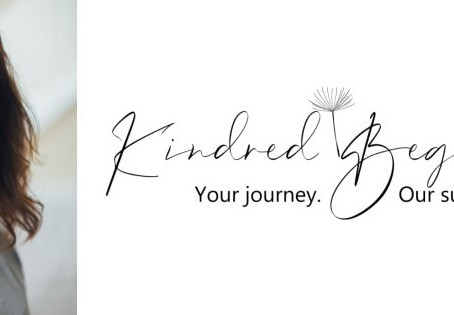 Welcome to the Nest, our newest Community Sponsor, Kindred Beginnings!